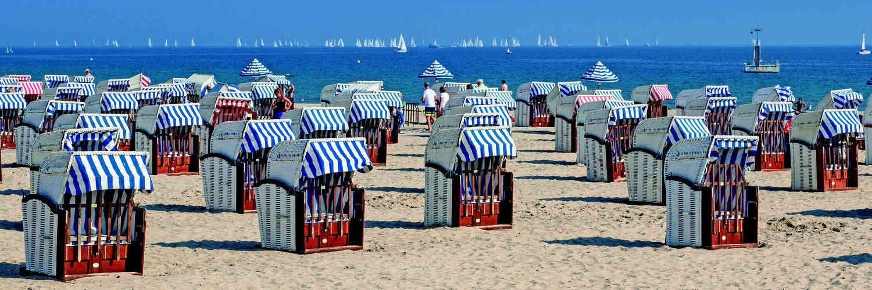 Pensionen an der Nordsee